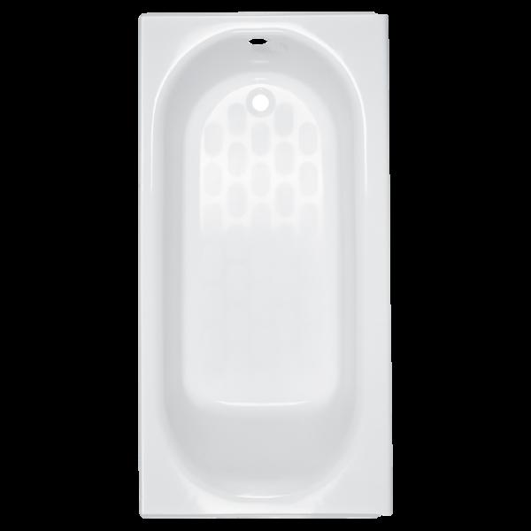 American Standard 2393202.222 - Princeton 60 Inch by 30 Inch Integral Apron Bathtub