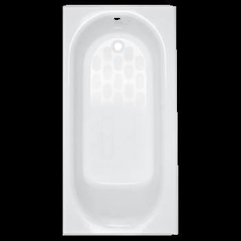 American Standard 2396202.020 – Princeton 60 Inch by 34 Inch Integral Apron Bathtub with Luxury Ledge | AFR