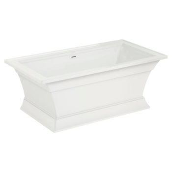 American Standard 2546004.020 – Town Square S Freestanding Tub