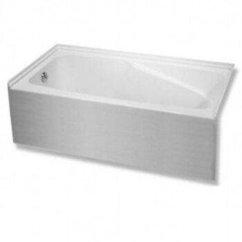 American Standard 2631202.020 – Studio 60 x 30 Inch Integral Apron Bathtub