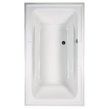American Standard 2742068C.020 – Town Square 72 Inch by 42 Inch EverClean Air Bath