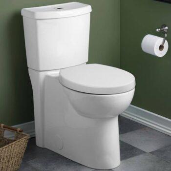 American Standard 2794204.020 – Studio Rh El Siph Dl Flush Combo Wht