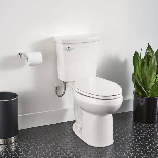 American Standard 2886204.020 - H2option Dual Flush Rh El Lhtl Combo Wht