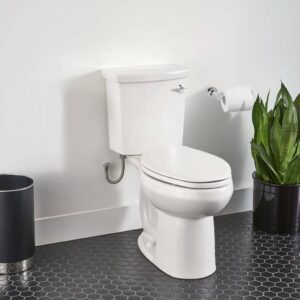 American Standard 2886205.020 - H2option Dual Flush Rh El Rhtl Combo Wht