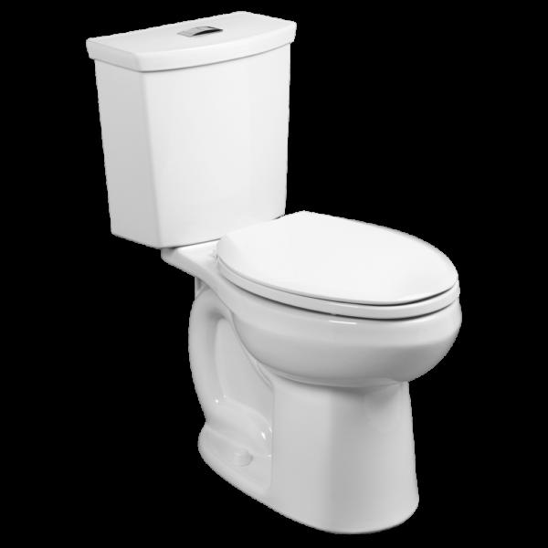 American Standard 2886518.020 - H2option Dual Flush Rhel Combo Lined Wht