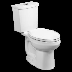 American Standard 2887518.222 - H2option Dual Flush El Combo Lined Lin