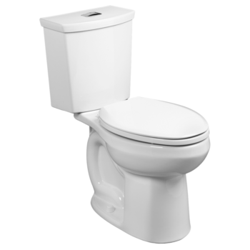 American Standard 2887218.020 – H2option Dual Flush El Combo Wht