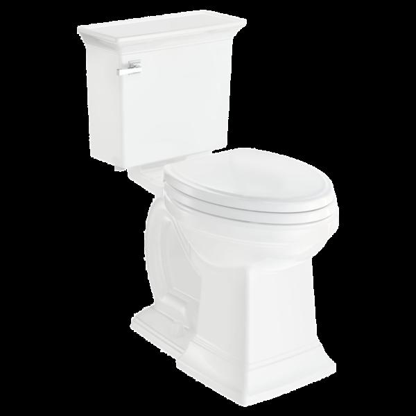 American Standard 2917228.020 - Town Square S Rhel Combo L/seat Wht