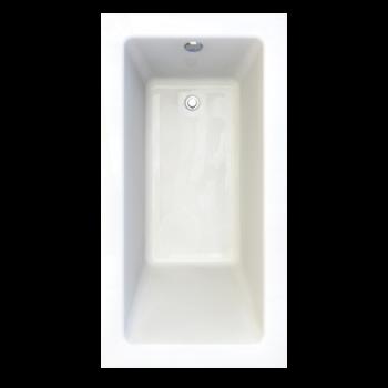 American Standard 2932002-D0.020 – Studio 60 Inch by 32 Inch Bathtub
