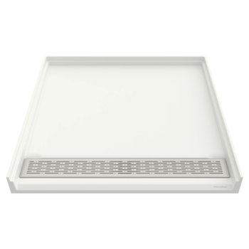 American Standard 3838AM-FCOL.218 – Townsend 38 x 38 Inch ADA Solid Surface Shower Base