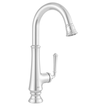 American Standard 4279410.002 – Delancey Single-Handle Bar Sink Faucet