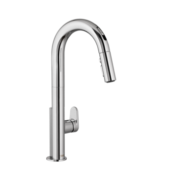 American Standard 4931380.002 – Beale Pull-Down Kitchen Faucet with Selectronic Hands-Free Technology