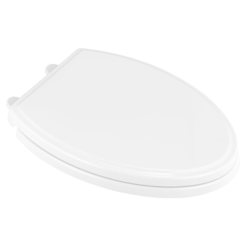 American Standard 5020A65G.020 – Traditional Elongated Luxury Toilet Seat