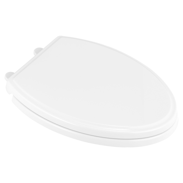 American Standard 5020A65G.222 - Traditional Elongated Luxury Toilet Seat