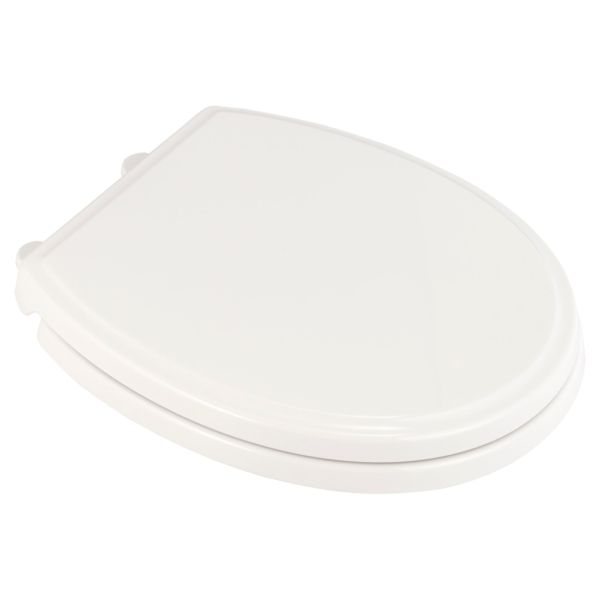 American Standard 5020B65G.222 - Traditional Round Front Luxury Toilet Seat