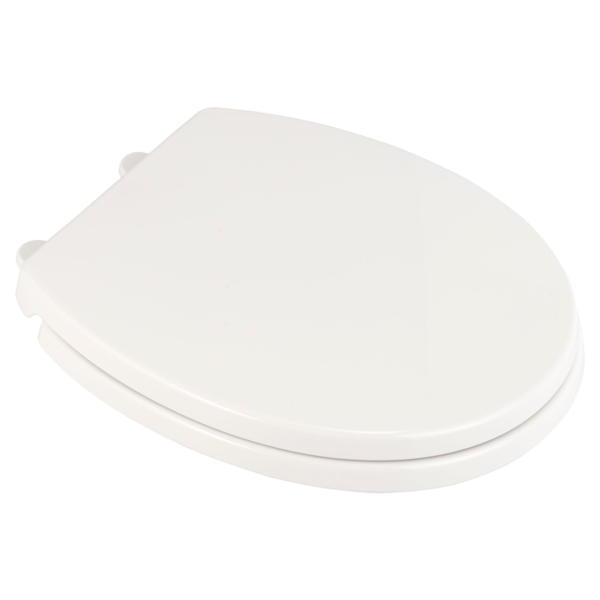 American Standard 5024B65G.222 - Transitional Round Front Luxury Toilet Seat