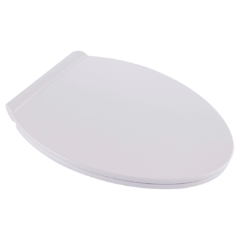 American Standard 5055A65C.020 – Contemporary VorMax Elongated Toilet Seat with Trivantage