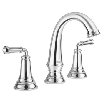 American Standard 7052807.002 – Delancey Widespread Faucet with Lever Handles