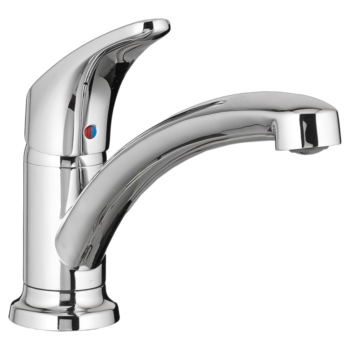American Standard 7074010.002 – Colony PRO Single-Handle Kitchen Faucet
