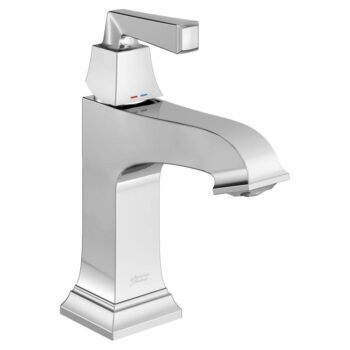 American Standard 7455114.002 – Town Square S Monoblock Faucet with Red/Blue Indicators