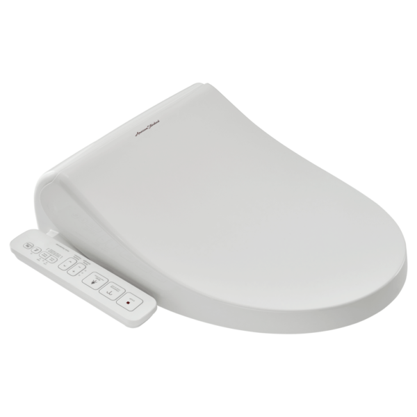 American Standard 8013A80GPC-020 - Advanced Clean AC 1.0 SpaLet Bidet Seat with Side Panel Operation