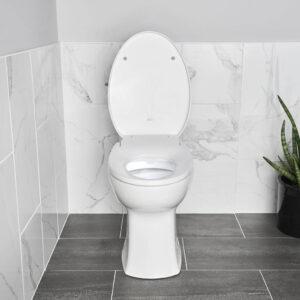 American Standard 8019A60GPC.020 - Aquawash 2.0 Manual SpaLet Bidet Seat