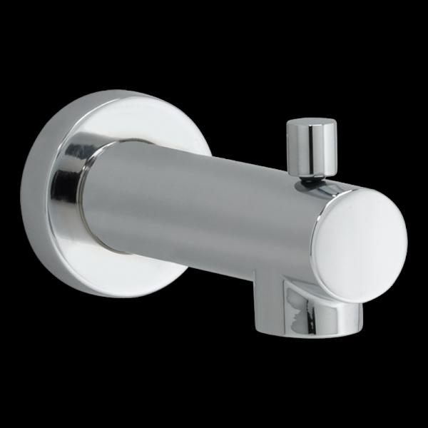 American Standard 8888087.002 - Serin Slip-On Diverter Tub Spout