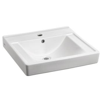 American Standard 9024001EC.020 – Decorum Wall-Hung Sink with EverClean