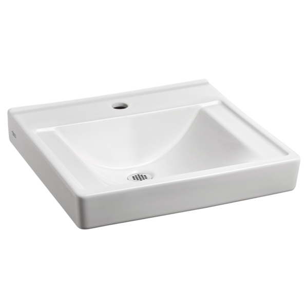 American Standard 9024901EC.020 - Decorum Wall-Hung Sink with EverClean Less Overflow