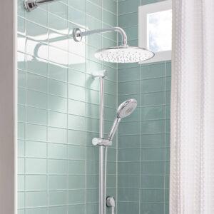 American Standard 9035001.002 - Spectra Plus 11-inch Rain Shower Head