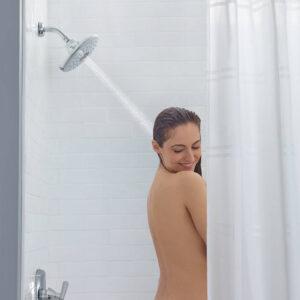 American Standard 9035074.002 - Spectra Plus Fixed 4-Function Shower Head