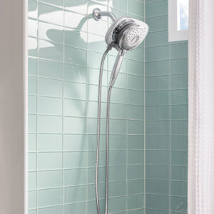 American Standard 9035254.002 - Spectra Plus Duo 4-Function 2-in-1 Shower Head - 2.5 GPM