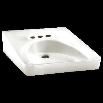 American Standard 9141011.020 – Wheelchair Users Wall Mounted Sink