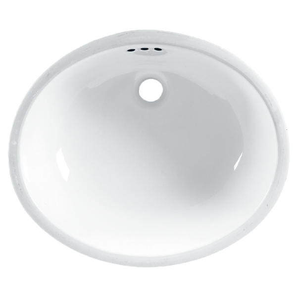 American Standard 9482000.020 - Ovalyn Universal Access Undercounter Sink