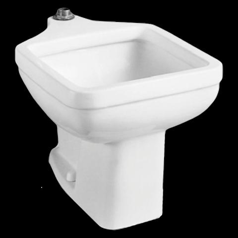 American Standard 9504999.020 - Clinic Floor Mounted Service Sink