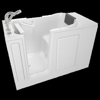 American Standard C2848.109.ALW – Gelcoat 28″x48″x38″ (711 x 1219 x 965 mm) Walk-In Baths
