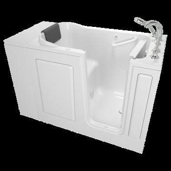 American Standard C2848.109.ARL – Gelcoat 28″x48″x38″ (711 x 1219 x 965 mm) Walk-In Baths