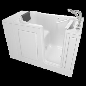 American Standard C2848.109.SRW – Gelcoat 28″x48″x38″ (711 x 1219 x 965 mm) Walk-In Baths
