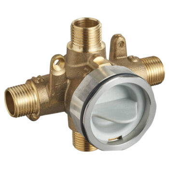 American Standard RU101 – Flash Shower Rough-In Valve with Universal Inlets and Outlets