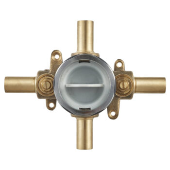 American Standard RU102SS – Flash Shower Rough-In Valve with Stub-Outs with Screwdriver Stops