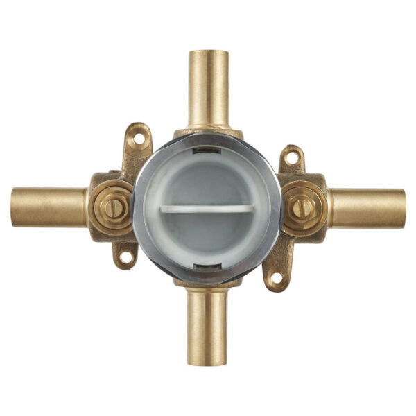 American Standard RU102SS - Flash Shower Rough-In Valve with Stub-Outs with Screwdriver Stops