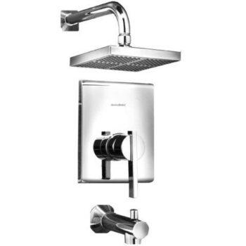 American Standard TU007502.002 – Quest Bath Shower Trim Kit