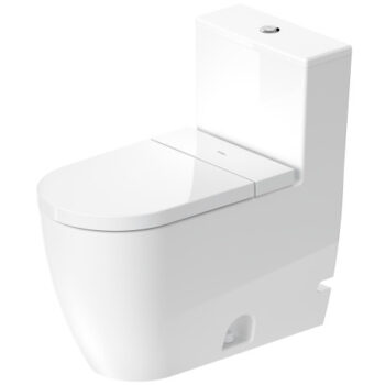 Duravit SKU# 21890120U2 Me By sark One-Piece Toilet + Seat – White
