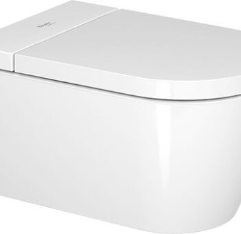 Duravit SKU# 2510092092 Me By Starck  Wall-Mounted Toilet – For Senso Wash White