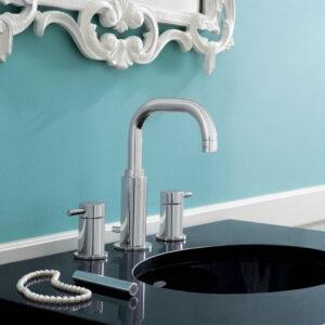 American Standard 2064801.002 - Serin 2-Handle 8 Inch Widespread High-Arc Bathroom Faucet