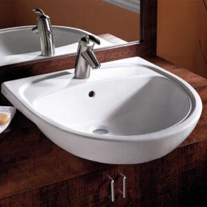 American Standard 9960803.020 - Mezzo Semi-Countertop Sink