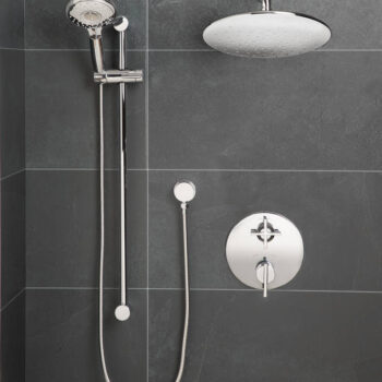 American Standard 1662827.002 – Boulevard Super Shower Kit