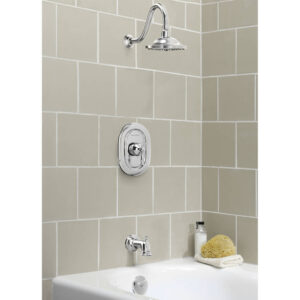 American Standard TU440502.002 - Quentin Tub and Shower Trim Kit with Cartridge
