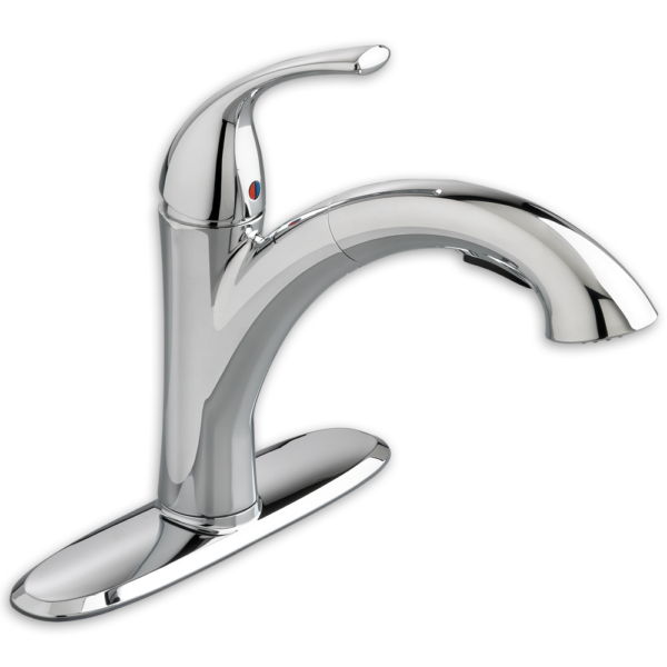 American Standard 4433100.002 - Quince 1-Handle Pull-Out Kitchen Faucet