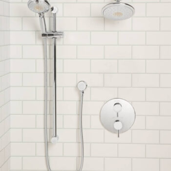 American Standard 1662826.002 – Serin Thermostatic Super Shower Kit